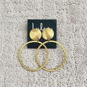 LULUS Hoop Earrings